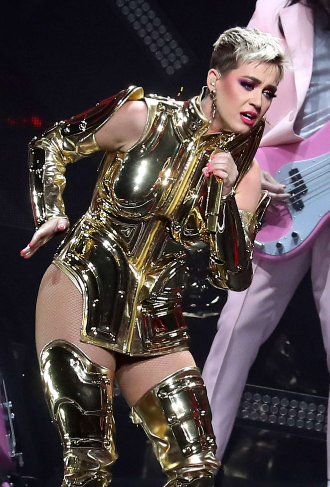 Katy Perry: Performs at Witness: The Tour at T-Mobile Arena -55