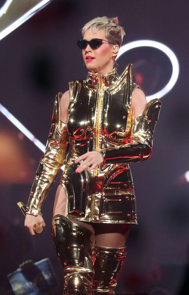 Katy Perry: Performs at Witness: The Tour at T-Mobile Arena -58