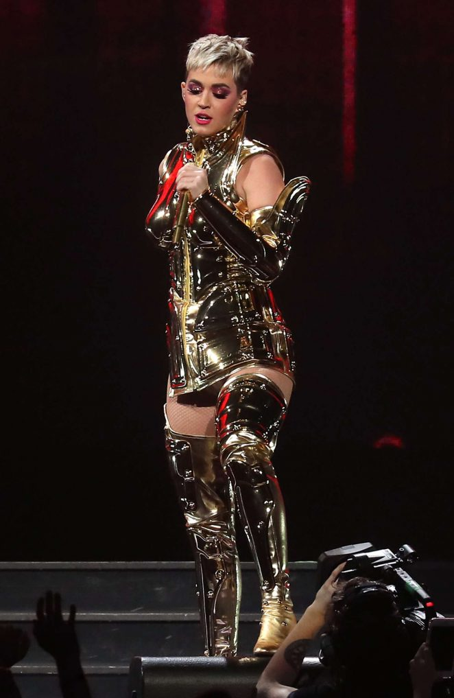 Katy Perry: Performs at Witness: The Tour at T-Mobile Arena -61