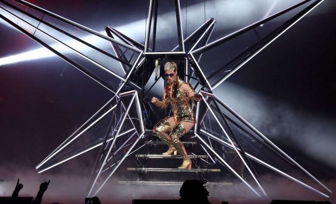 Katy Perry: Performs at Witness: The Tour at T-Mobile Arena -64