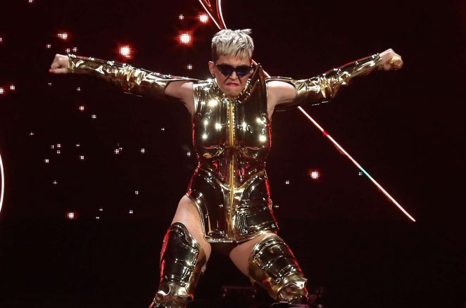 Katy Perry: Performs at Witness: The Tour at T-Mobile Arena -66