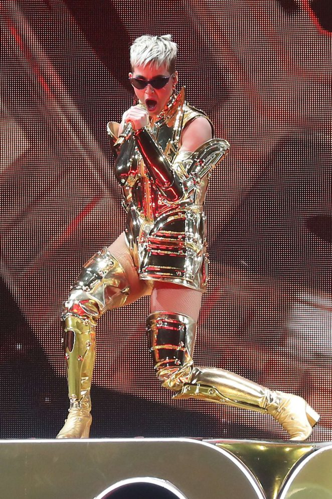 Katy Perry: Performs at Witness: The Tour at T-Mobile Arena -68