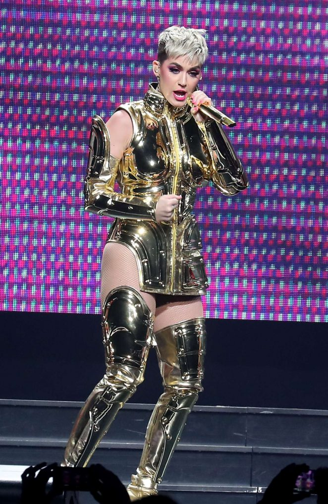 Katy Perry: Performs at Witness: The Tour at T-Mobile Arena -70