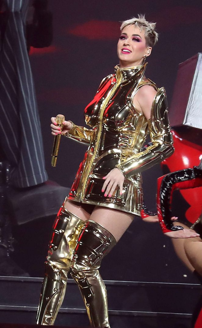 Katy Perry: Performs at Witness: The Tour at T-Mobile Arena -73