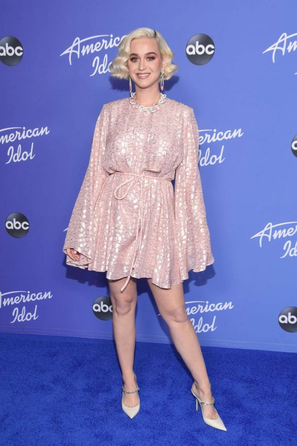 Katy Perry - premiere event for new 'American Idol' season in Hollywood