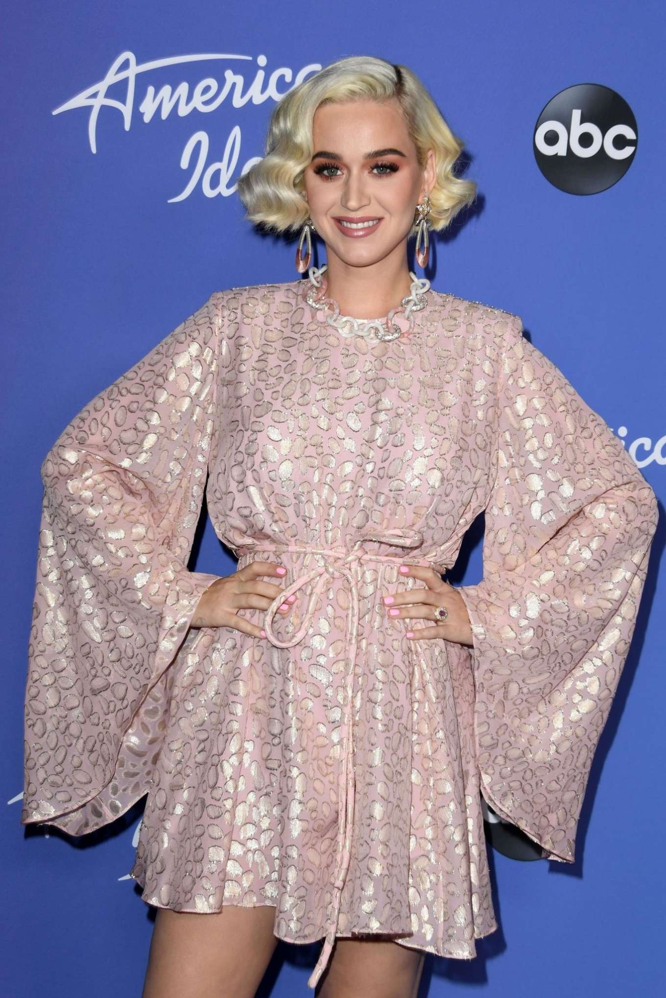 Katy Perry 2020 : Katy Perry – premiere event for new American Idol season in Hollywood-05