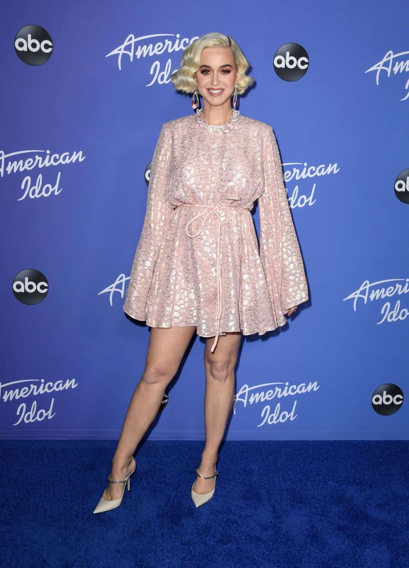 Katy Perry 2020 : Katy Perry – premiere event for new American Idol season in Hollywood-14