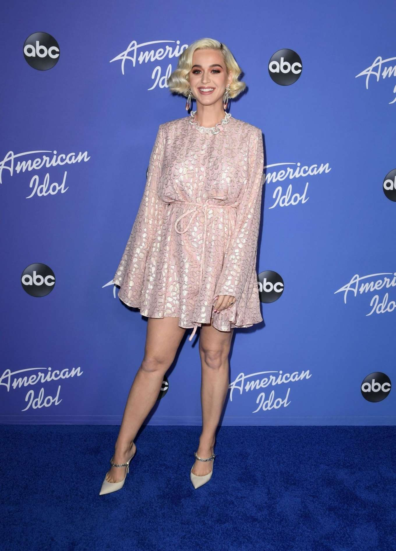 Katy Perry 2020 : Katy Perry – premiere event for new American Idol season in Hollywood-15
