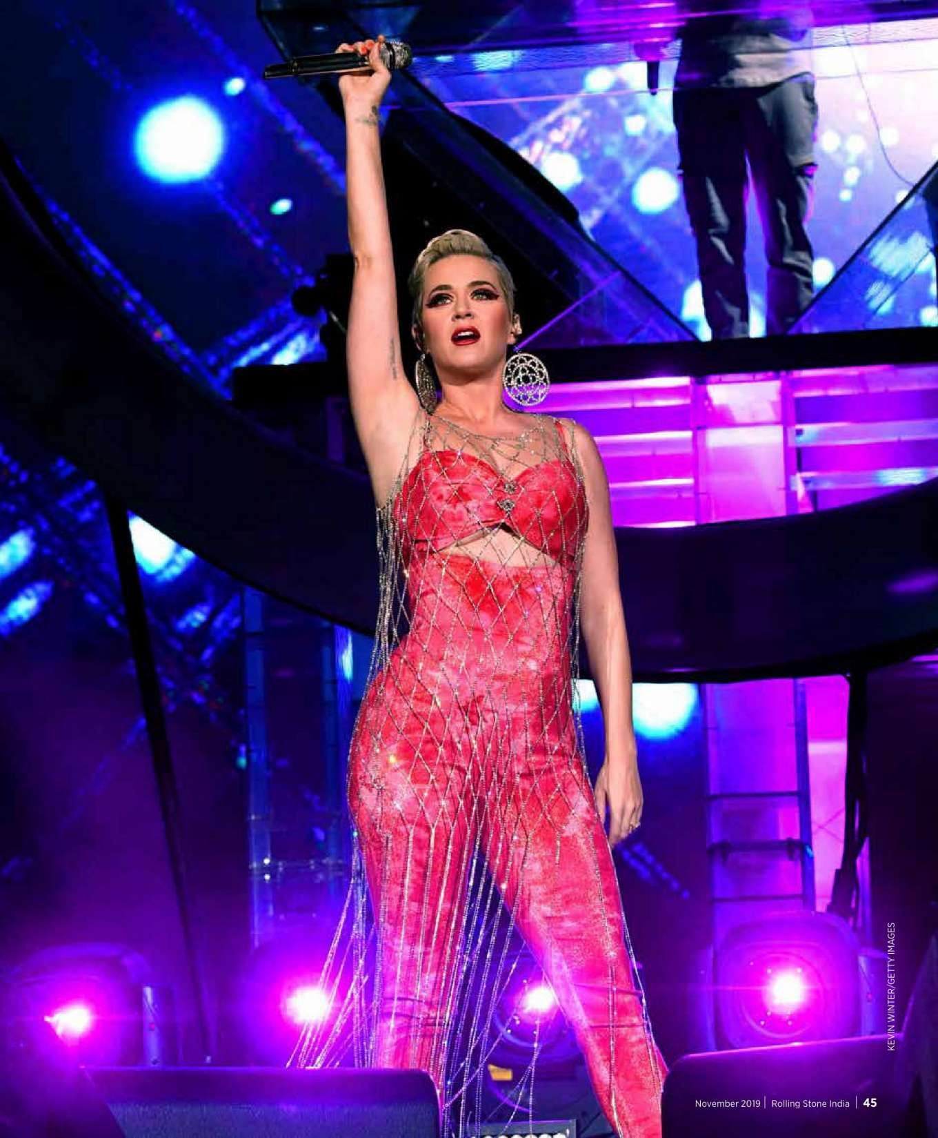 Katy Perry 2019 : Katy Perry – Rolling Stone Magazine (India – November 2019)-07