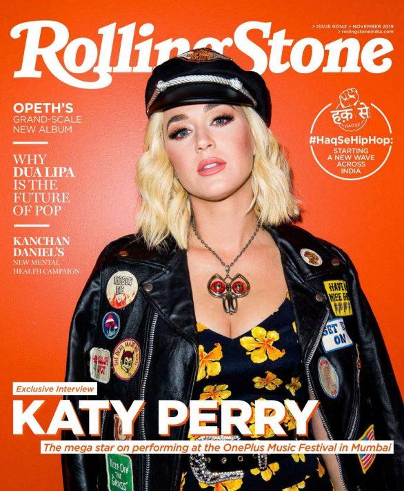 Katy Perry 2019 : Katy Perry – Rolling Stone Magazine (India – November 2019)-08