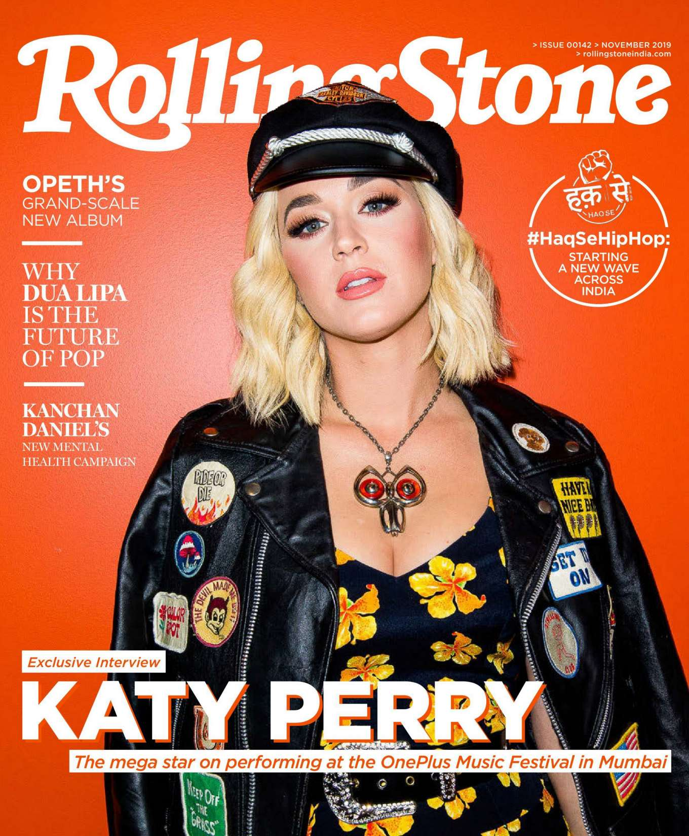 Katy Perry 2019 : Katy Perry – Rolling Stone Magazine (India – November 2019)-08