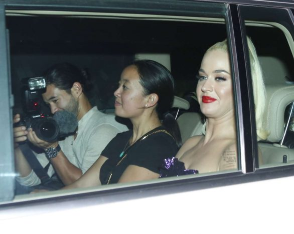 Katy Perry 2019 : Katy Perry – Spotted arriving at party in Mumbai-05