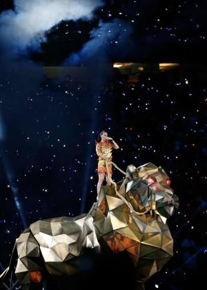 Katy Perry: Superbowl XLIX Halftime Show -06
