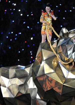 Katy Perry: Superbowl XLIX Halftime Show -07