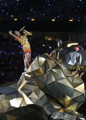 Katy Perry: Superbowl XLIX Halftime Show -08