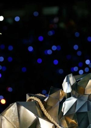 Katy Perry: Superbowl XLIX Halftime Show -09