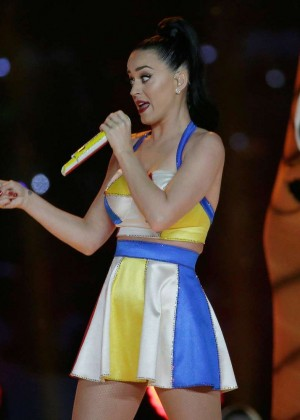 Katy Perry: Superbowl XLIX Halftime Show -10