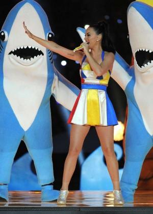 Katy Perry: Superbowl XLIX Halftime Show -105