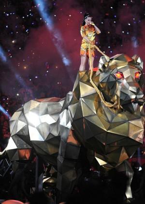 Katy Perry: Superbowl XLIX Halftime Show -106