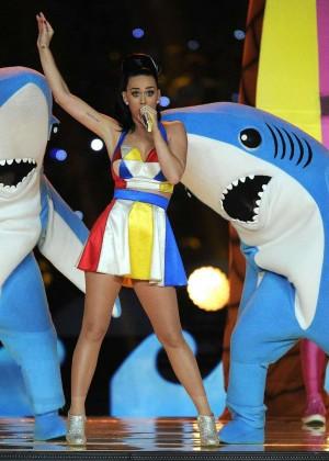 Katy Perry: Superbowl XLIX Halftime Show -108