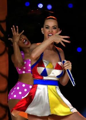 Katy Perry: Superbowl XLIX Halftime Show -12
