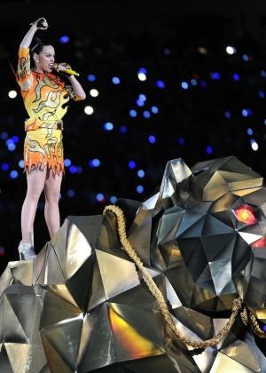Katy Perry: Superbowl XLIX Halftime Show -13