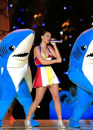 Katy Perry: Superbowl XLIX Halftime Show -14
