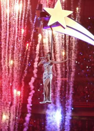 Katy Perry: Superbowl XLIX Halftime Show -17