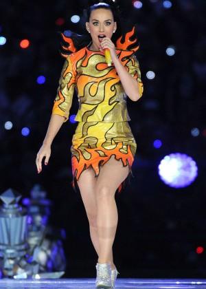Katy Perry: Superbowl XLIX Halftime Show -18