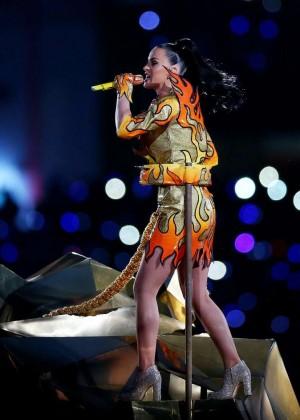 Katy Perry: Superbowl XLIX Halftime Show -19