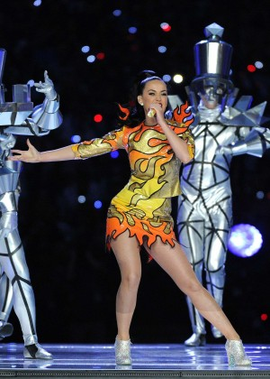 Katy Perry: Superbowl XLIX Halftime Show -20