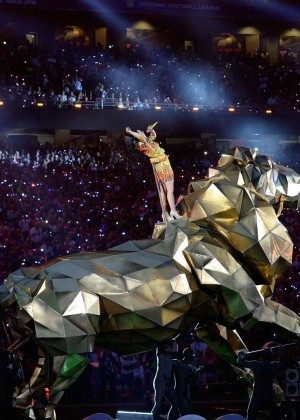 Katy Perry: Superbowl XLIX Halftime Show -26