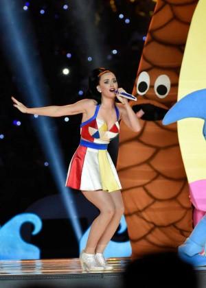 Katy Perry: Superbowl XLIX Halftime Show -27