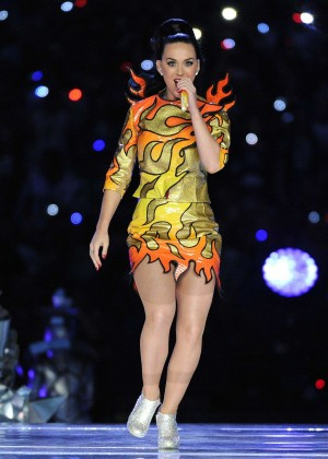 Katy Perry: Superbowl XLIX Halftime Show -28