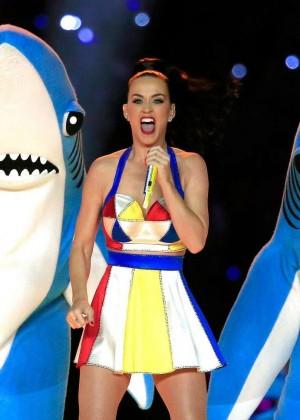 Katy Perry: Superbowl XLIX Halftime Show -30