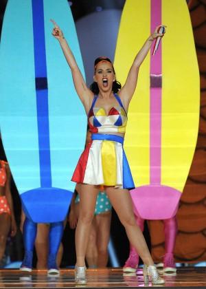 Katy Perry: Superbowl XLIX Halftime Show -33