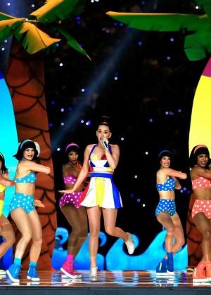 Katy Perry: Superbowl XLIX Halftime Show -35
