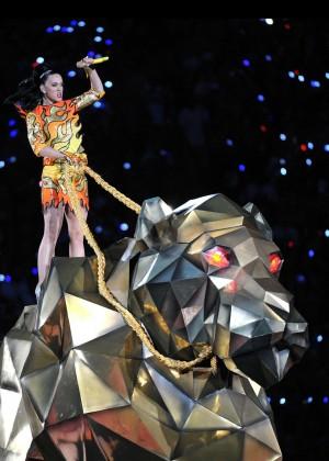 Katy Perry: Superbowl XLIX Halftime Show -38