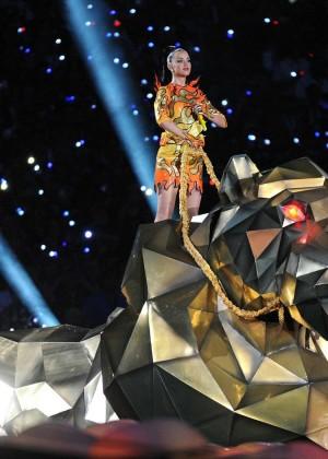 Katy Perry: Superbowl XLIX Halftime Show -39
