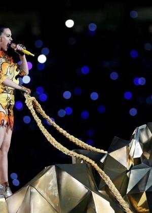 Katy Perry: Superbowl XLIX Halftime Show -40