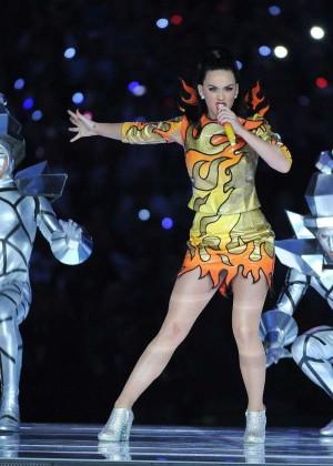 Katy Perry: Superbowl XLIX Halftime Show -41