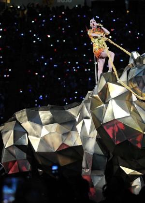 Katy Perry: Superbowl XLIX Halftime Show -42