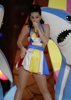 Katy Perry: Superbowl XLIX Halftime Show -45