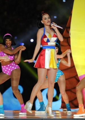 Katy Perry: Superbowl XLIX Halftime Show -48