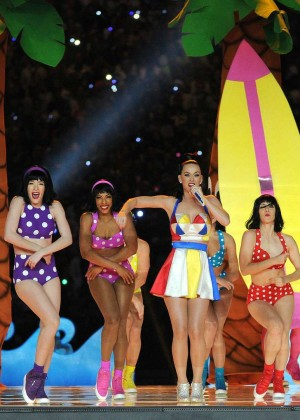 Katy Perry: Superbowl XLIX Halftime Show -50