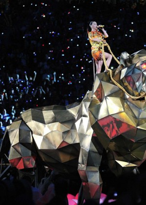 Katy Perry: Superbowl XLIX Halftime Show -51