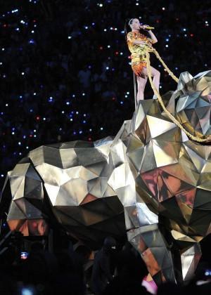 Katy Perry: Superbowl XLIX Halftime Show -52