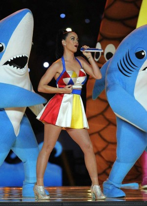 Katy Perry: Superbowl XLIX Halftime Show -53