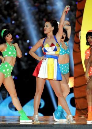 Katy Perry: Superbowl XLIX Halftime Show -56