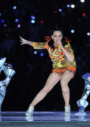 Katy Perry: Superbowl XLIX Halftime Show -57